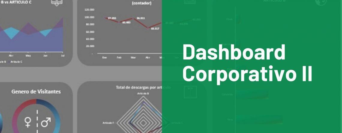 Dashboard corporativo